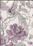 Somerset House Wallpaper 2668-21533 By Beacon House for Fine Decor